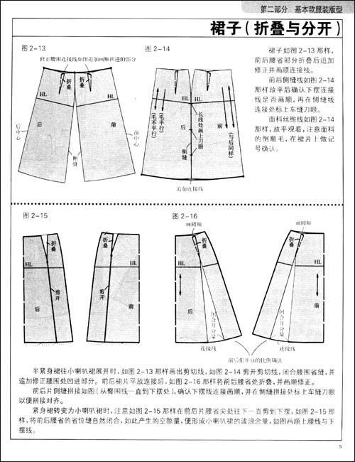 古代裙子画法步骤