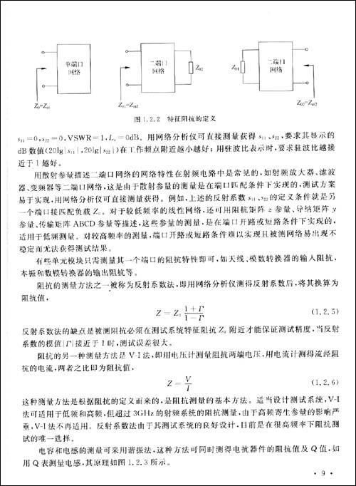 大学电路实验 功率表