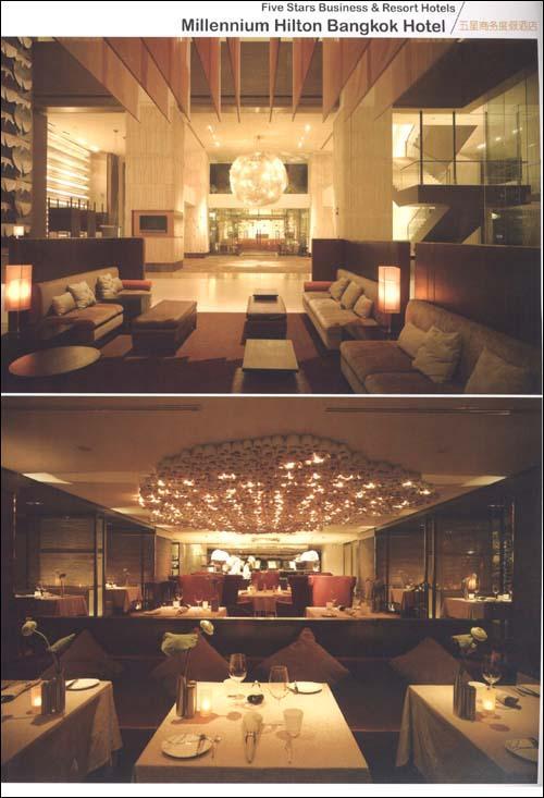 东南亚风情 曼谷千禧希尔顿酒店 塔卡安缦酒店 泰国苏梅岛四季酒店