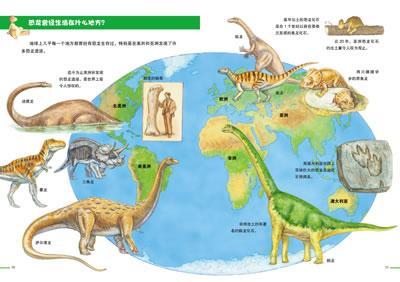 32  恐龙为什么会灭绝? 34 野生动物 野生动物生活在哪里?