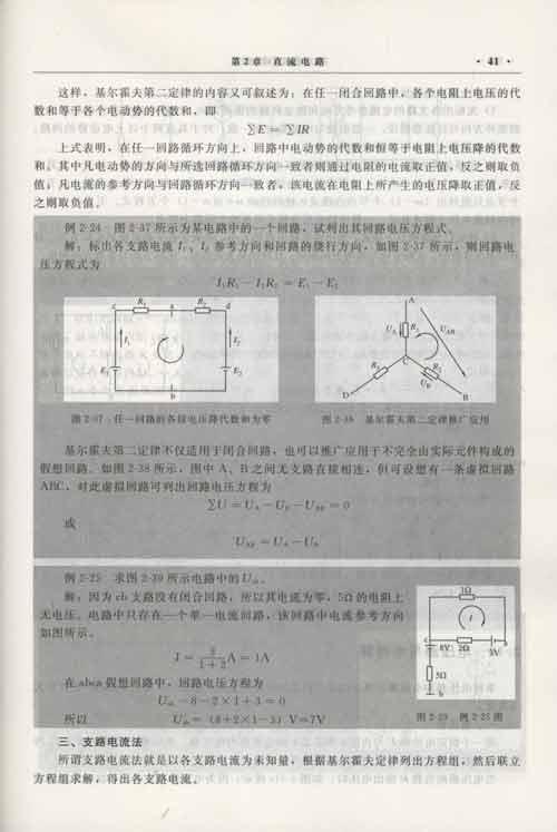 2电路的基本物理量